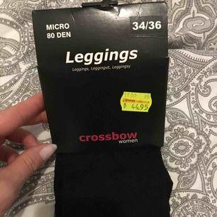 Leggings oöppnad