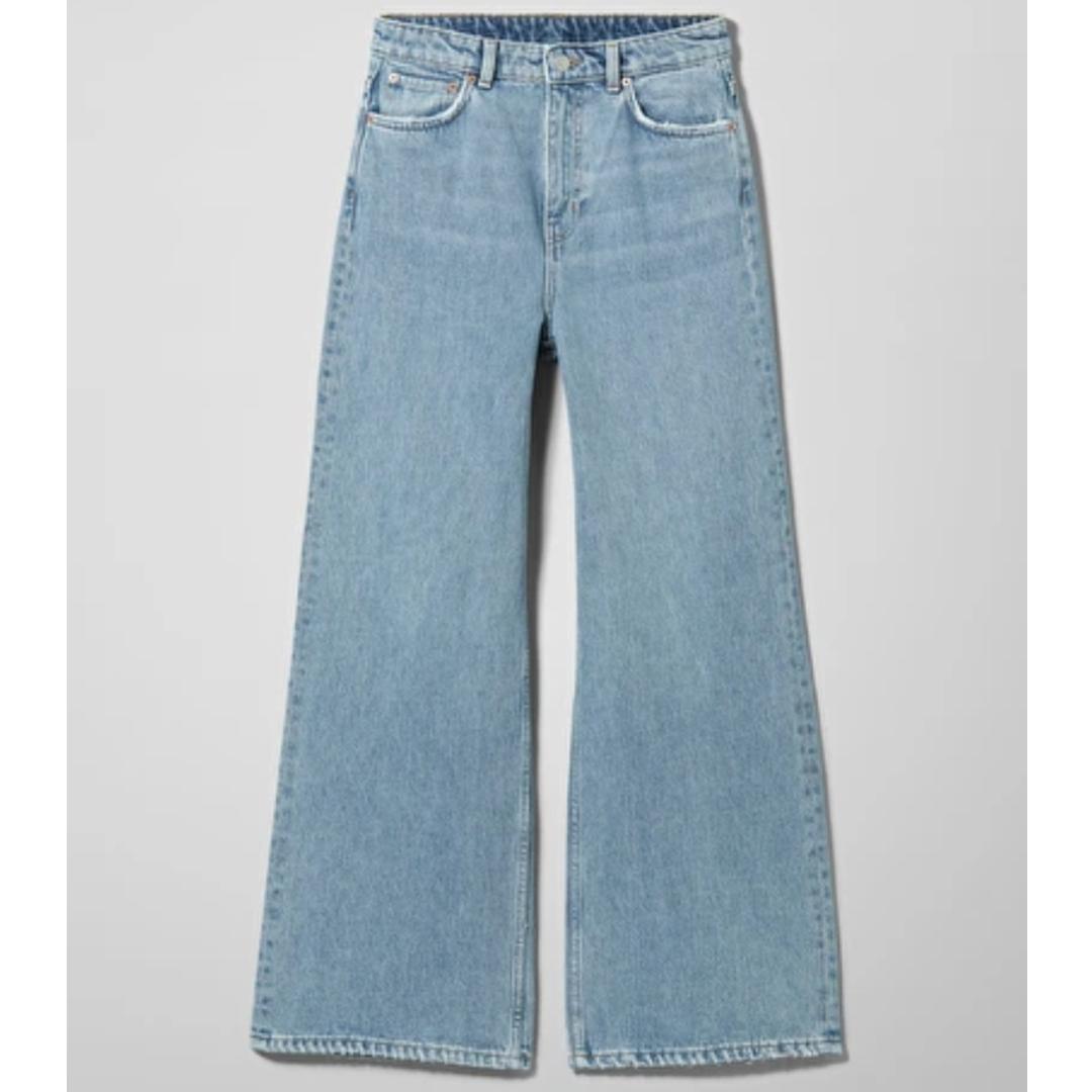 Ace jeans från Weekday  Finns inga dumma frågor, så våga fråga :) Har massor av annonser ute så kolla in, jag samfraktar gärna!   Fraktar spårbart om så önskas, kan också mötas upp i Stockholm . Jeans & Byxor.