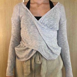 Superfin tröja från H&M. Passar bra med en fin bh eller topp under 😍
