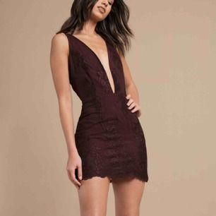 Suuuuperfin klänning från TOBI. Köpt för 860kr (exkl frakt och tull). Helt oanvänd då den är för liten och prislapparna sitter kvar. Fraktavgift tillkommer.