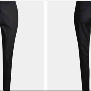 Säljer mina high waisted kostymbyxor , väldigt stretchiga av sig o knappast använda. Model : maja trousers . Helt felfria! Köpta för 399 kr