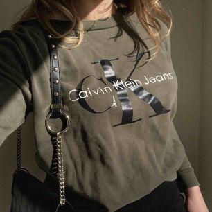 Calvin Klein tröja, köpt i Stockholm 💕