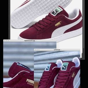 Puma sneakers helt oanvända  Strl 38