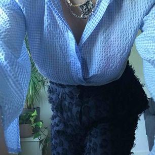 Cropade culotte byxor, liknar kostym byxor, marinblå Kan fraktas ❣️Möts upp i Sthlm ❣️