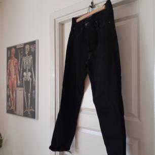 Svarta Levis 501 jeans