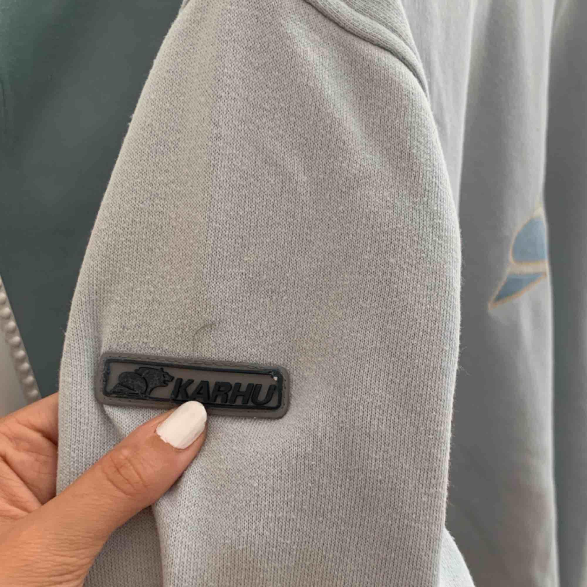 gullig vintage sweater som sitter skönt och allmänt jättefin, bra skick . Tröjor & Koftor.