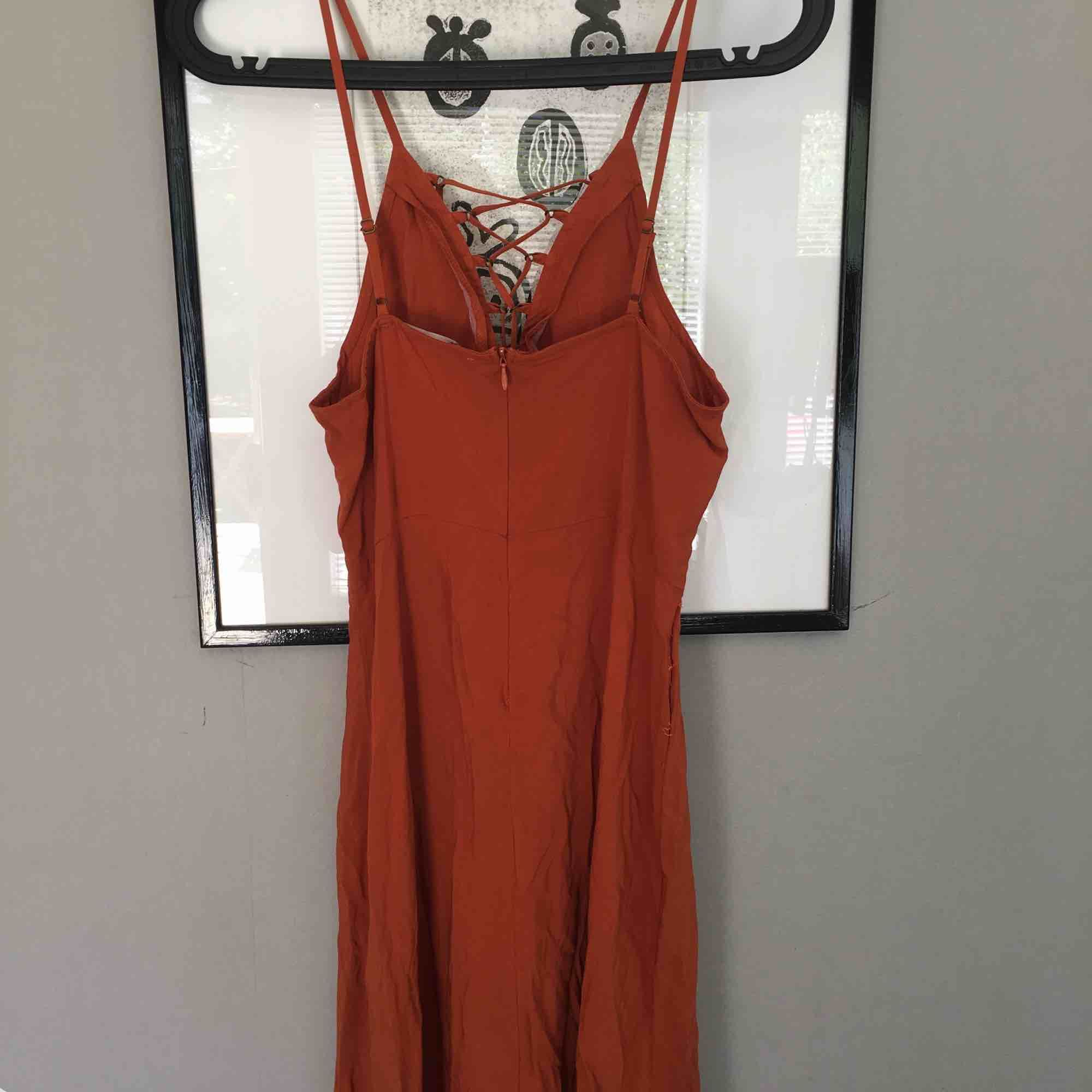 Boho Maxi klänning från Forever21. Aldrig använd. Storlek medium. Figurnära passform. . Klänningar.