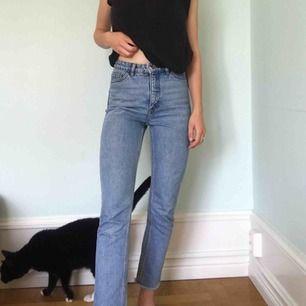 Nästan oanvända Kimomo-jeans från Monki ⭐️ Köparen står för frakt