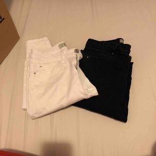 Skinny jeans sitter väldigt bra!  BÅDA FÖR 150kr!!