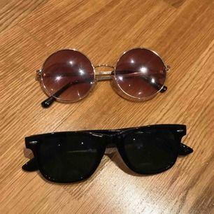 Fina solglasögon som tyvärr inte kommer till användning. 50kr/st