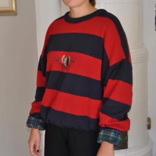 Mysig vintage tröja från Micro Sport, storlek medium.