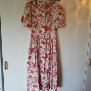 Superfin vintageklänning