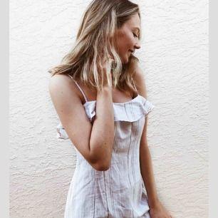 Supersöt klänning från forever 21, nyskick, köpt i usa