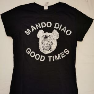 Köpt på Mando Diao konsert i Göteborg.