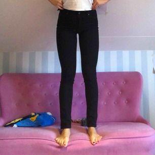 Helt nya Cheap Monday-jeans med lappen kvar. Inköpta för 400kr. Köparen står för frakt eller så möts vi upp i Sthlm:)
