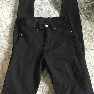 Helt oanvända dr denim jeans