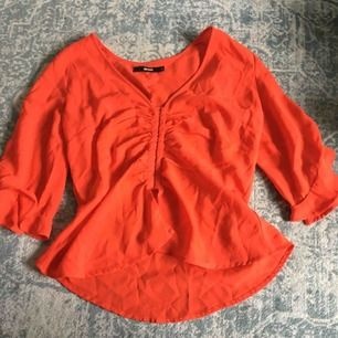 Fin orange topp