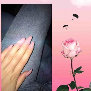 Jag har gjort naglar i ca 3 år. Gör naglar på andra för 100-150kr beroende på vad man vill ha för naglar💕 skriv privat för fler bilder och bokning mm jag gör naglar hos folk om ni betalar för resan/ bensin❤️