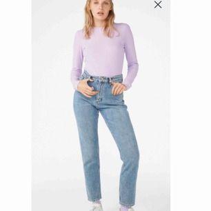 High relaxed kimomo jeans från Monki! Såå bekväma!!