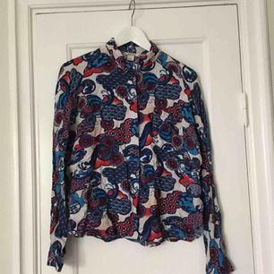 Viskos-skjorta
