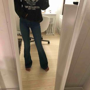 Ett par ljusblåa bootcut jeans från salt i bra sick, har bara blivit lite för små för mig nu.