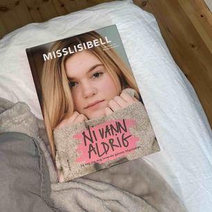 "Misslisibells bok ""ni van aldrig"". Som ny"
