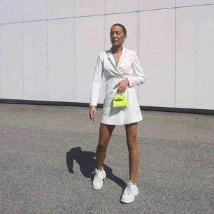 Kavaj klänning vit