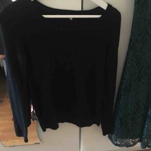 Kashmir tröja svart