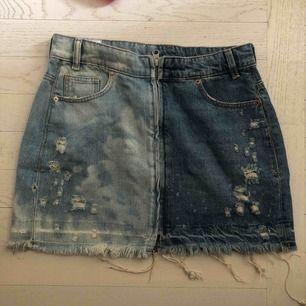 En kjol från zara som endast använd ett fåtal gånger! Passar perfekt till sommaren!