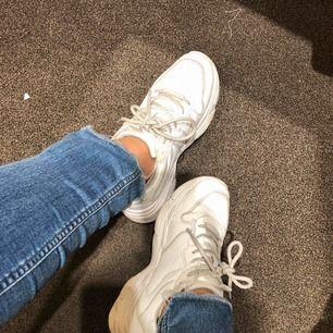 Jätte fin chunki sneakers i stl 38 köpte från deichmenn
