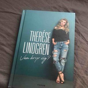 Säljer Therése Lindgrens bok då jag inte har användning för den längre! Som ny🌼