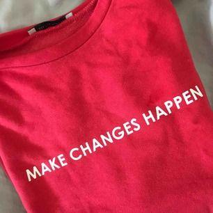 Oversize T-shirt från Zara