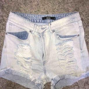 Snygga högmidjade shorts från bikbok aldrig använda