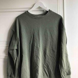 Stentvättad sweater från hm
