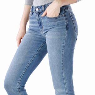 Levis jeans med stretch som sitter som en dröm! Dom perfekta jeansen!