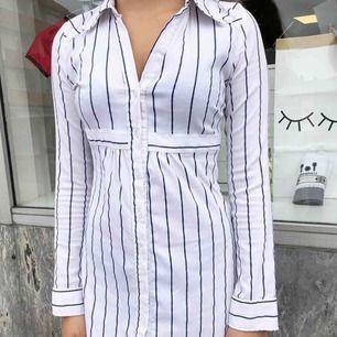 Supersnygg skjort klänning! 💫