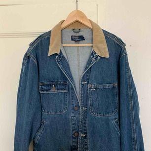 Snygg jeansjacka från ralph lauren, vintage