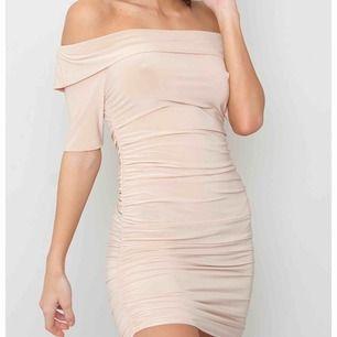 Stretchig klänning