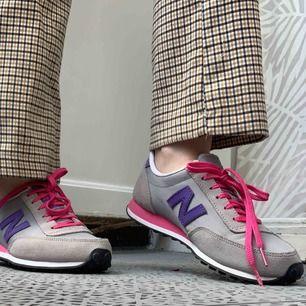 Supersöta retro-inspirerade sneakers, har knappt blivit använda då de är för små för mig😢