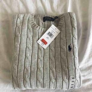 Stickad tröja från Polo Ralph Lauren. Aldrig använd, nyskick!!