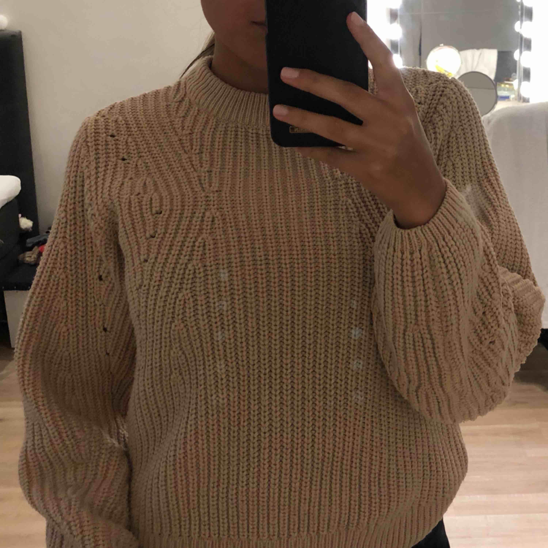 Fin stickad tröja från Gina tricot . Stickat.