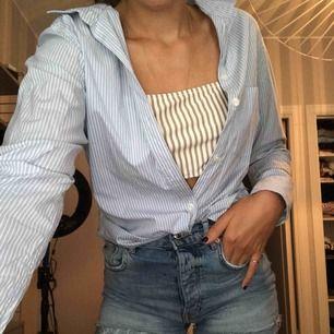 Super snygga jeans shorts från Gina Tricot.