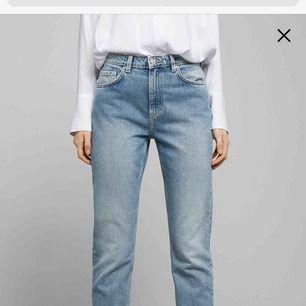 Weekday jeans i modellen Seattle Knappt använda - frakt tillkommer
