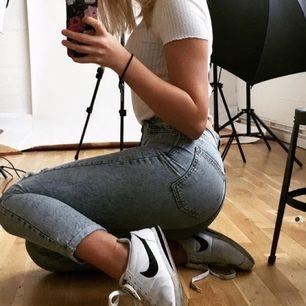 Knappt att jag vill sälja dessa underbara Nike skor men säljer pga för dålig användning. Haft skorna i ett år men är använda endast 3 gånger. Nypris 1300kr. Kan mötas upp i Borås eller frakta!⭐️💞