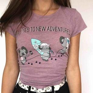 Sötaste T-shirten i världen! Säljer pga att jag inte använder den längre. Frakten är inräknad i priset.