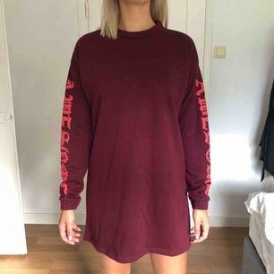 Sweatshirtklänning från nelly, bekväm! Frakt 50kr