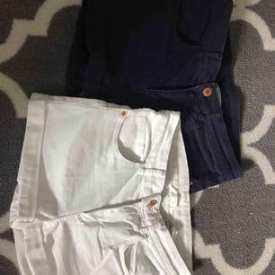 Väldigt fina oanvända shorts från H&m ( säljer båda två tillsammans) Frakt 40 kr💞💞TAR SWISH