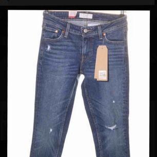 HELT NYA Levis jeans i storlek 26/30 modell 711. Säljes pga de var försmå. Nypris runt 1200. Kan skickas