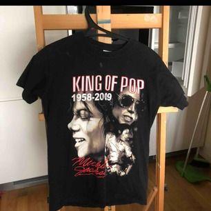 Jättesnygg Michael Jackson tröja
