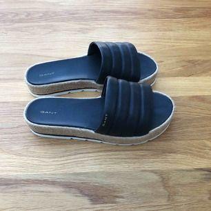 Nya Gant sandaler/espandrillos köpta i fel stl  Jättefina